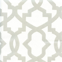 Sheffield French Grey Contemporary Drapery Fabric Swatch