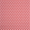 Outdoor Zig Zag Rojo Red Fabric by Premier Prints Swatch