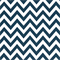 Outdoor Zig Zag Oxford Blue Fabric by Premier Prints Swatch