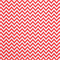 Outdoor Zig Zag Calypso Red Fabric by Premier Prints Swatch