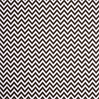 Outdoor Zig Zag Bay Brown Fabric by Premier Prints Swatch