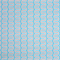 Outdoor Cade Ocean Blue Geometric Fabric by Premier Prints Swatch