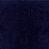 Bulldozer Royal Blue Faux Suede Upholstery Fabric