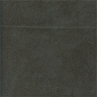 Angus Graphite Grey Faux Leather Upholstery Fabric