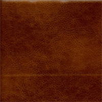Kobe Spice Brown Faux Leather Upholstery Fabric