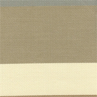 Flato Blue Stripe Drapery Fabric by Swavelle Mill Creek Swatch
