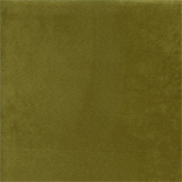 Bulldozer Green Faux Suede Upholstery Fabric Swatch