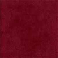Bulldozer Merlot Red Faux Suede Upholstery Fabric Swatch