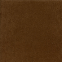 Bulldozer Pecan Brown Faux Suede Upholstery Fabric Swatch