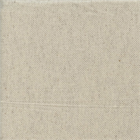 Bamboo Bone Off White Woven Solid Drapery Fabric