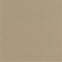 Canvas 10 oz Stone Tan Solid Drapery Fabric Swatch