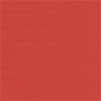Canvas 10 oz Paprika Orange Solid Drapery Fabric Swatch
