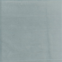Gloria Sky Blue Solid Velvet Upholstery Fabric Swatch
