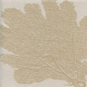 Aquatica Dune Tan Coral Design Indoor/Outdoor Fabric Swatch