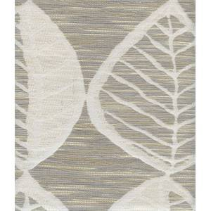 Folio Silver Sage Leaf Upholstery Fabric