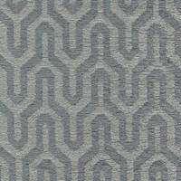 Bistro Wedgewood Blue Contemporary Chenille Upholstery Fabric