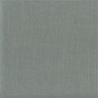 Linden Teal Blue Solid Drapery Fabric Swatch