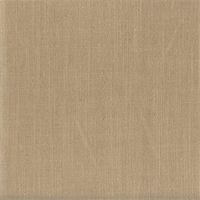 Linden Tabacco Tan Solid Drapery Fabric Swatch