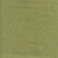 Ashford Solid Verde Green Woven Drapery Fabric Swatch