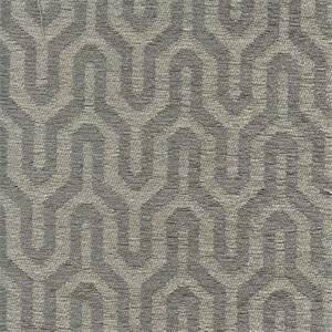Bistro Wedgewood Blue Contemporary Chenille Upholstery Fabric Swatch