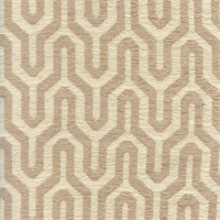 Bistro Oyster Tan Contemporary Chenille Upholstery Fabric Swatch
