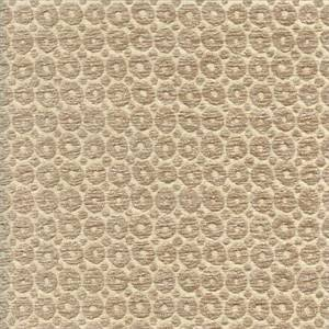 Bubbly Oyster Tan Contemporary Chenille Upholstery Fabric Swatch