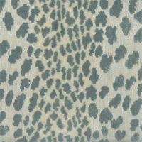 Meoww Mist Glue Animal Design Chenille Upholstery Fabric by P Kaufmann