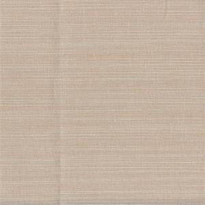 Tussah Mushroom Tan Ribbed Solid Drapery Fabric by P Kaufmann Swatch