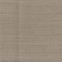 Tussah Stoneware Grey Ribbed Solid Drapery Fabric by P Kaufmann Swatch