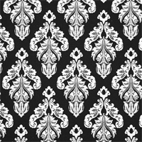 Avery Black/White by Premier Prints - Drapery Fabric