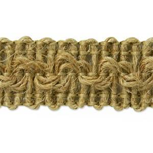 IR6830 NT Natural Woven Braid Trim