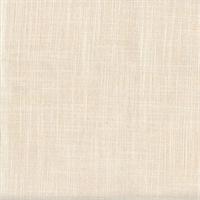 Vision Cream Solid Linen Look Drapery Fabric