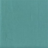 Solid Color Basic Teal Solid Drapery Fabric Swatch