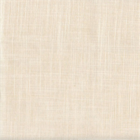 Vision Cream Solid Linen Look Drapery Fabric