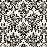 Madison Black/White by Premier Prints - Drapery Fabric