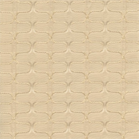 Deco Ziggy Alabaster Ivory Contemporary Embossed Faux Silk Fabric
