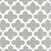 Fynn Ash Slub Cotton Drapery Fabric by Premier Prints Swatch