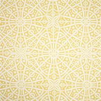 Galaxy Marigold Yellow Contemporary Cotton Print Drapery Fabric by Premium Prints 30 Yard Bolt