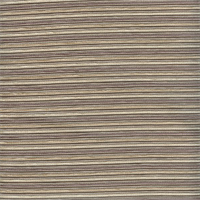 Deco Cinema Mushroom Grey Stripe Faux Silk Fabric
