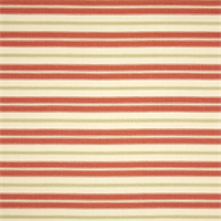 Hamtpton Calypso Pink Striped Cotton Print Drapery Fabric by Premium Prints Swatch