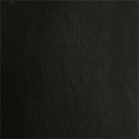 Expanded Vinyl Black Upholstery Fabric Swatch