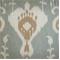 Java Spa Ikat Drapery Fabric by RIchtex Premium Prints 30 Yard Bolt