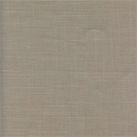Solid Color Slub Grey Taupe Linen Look Drapery Fabric Swatch