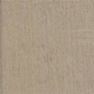 Raw Silk Natural Grey Solid Drapery Fabric