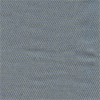 Bamboo Sea Solid Blue Linen Blend Drapery Fabric