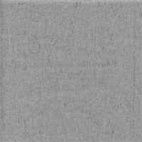 Bamboo Silver Solid Grey Linen Blend Drapery Fabric