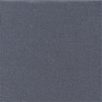 Bamboo Perwinkle Solid Blue Linen Blend Drapery Fabric
