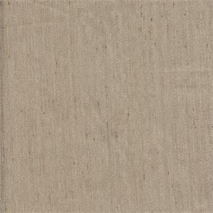 Raw Silk Natural Grey Solid Drapery Fabric Swatch
