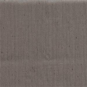 Raw Silk Black Pearl Solid Drapery Fabric Swatch