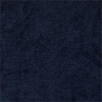 Sonoma Navy Solid Blue Velevet Upholstery Fabric